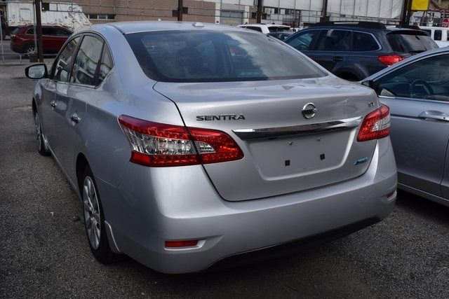 2013 Nissan Sentra SV Richmond Hill, New York 3