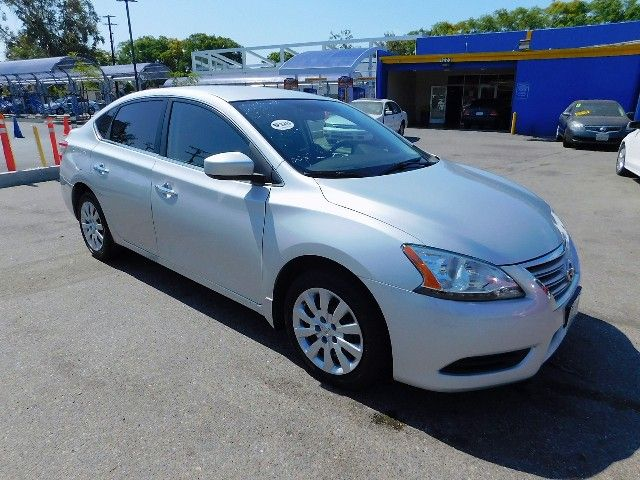2013 Nissan Sentra FE SV Limited warranty included to assure your worry-free purchase AutoCheck
