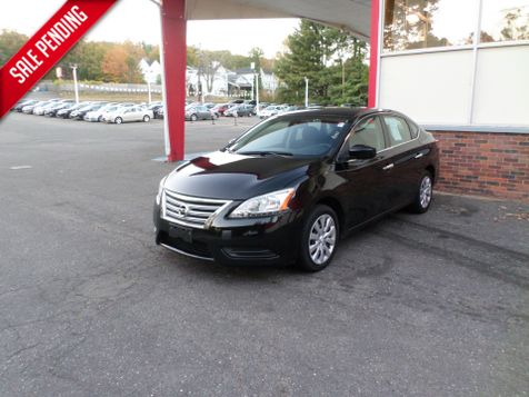 2013 Nissan Sentra SV in WATERBURY, CT