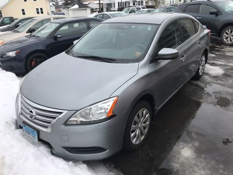 2013 Nissan Sentra SV in West Springfield, MA