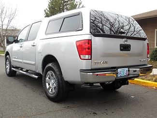 2013 Nissan Titan 4x4 Crew Cab SV Bend, Oregon 6