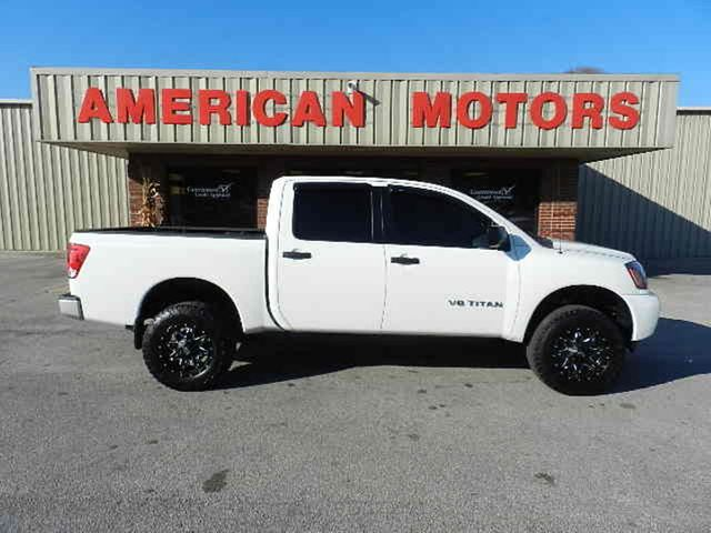 2013 Nissan Titan S | Brownsville, TN | American Motors of Brownsville in Brownsville TN