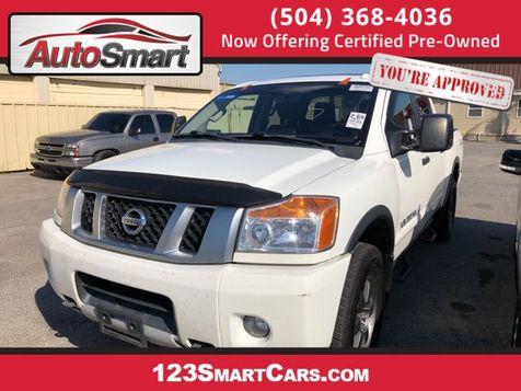 2013 Nissan Titan PRO-4X in Harvey, LA