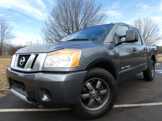 2013 Nissan Titan PRO-4X Leesburg, Virginia 0