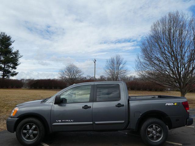 2013 Nissan Titan PRO-4X Leesburg, Virginia 5