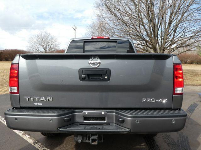 2013 Nissan Titan PRO-4X Leesburg, Virginia 7