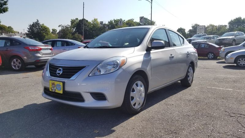 2013 Nissan Versa SV  in Frederick, Maryland