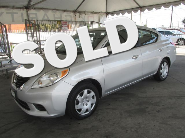 2013 Nissan Versa SV Please call or e-mail to check availability All of our vehicles are availa