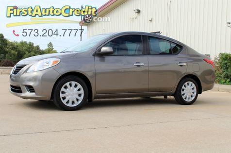 2013 Nissan Versa SV | Jackson , MO | First Auto Credit in Jackson , MO