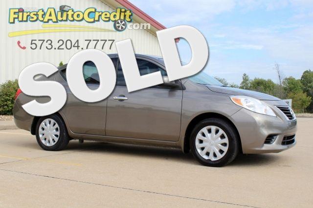 2013 Nissan Versa SV | Jackson , MO | First Auto Credit in Jackson  MO