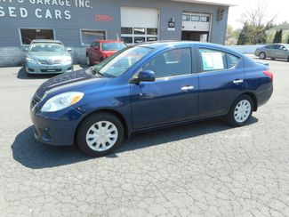 2013 Nissan Versa SV New Windsor, New York 1