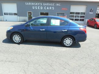 2013 Nissan Versa SV New Windsor, New York 21