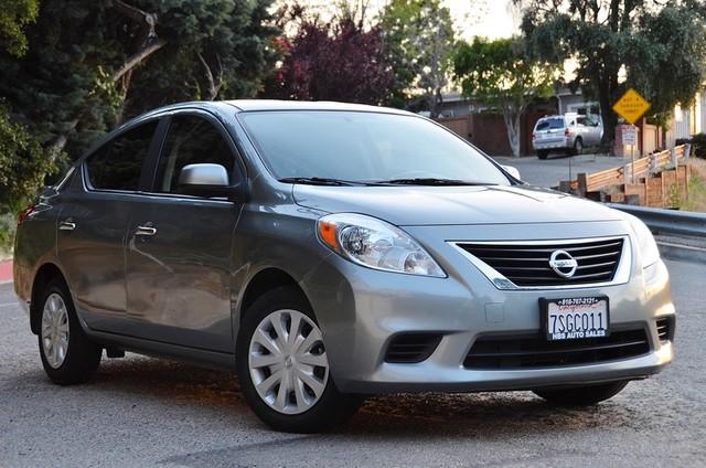 2013 Nissan Versa SV Reseda, CA 2