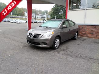 2013 Nissan Versa in WATERBURY, CT