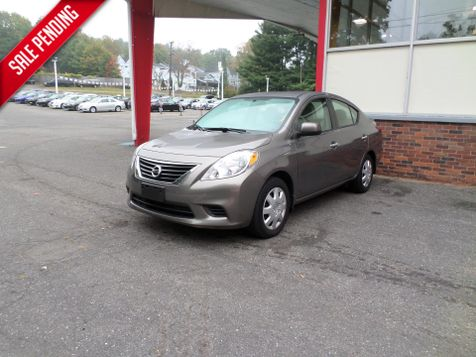 2013 Nissan Versa SV in WATERBURY, CT