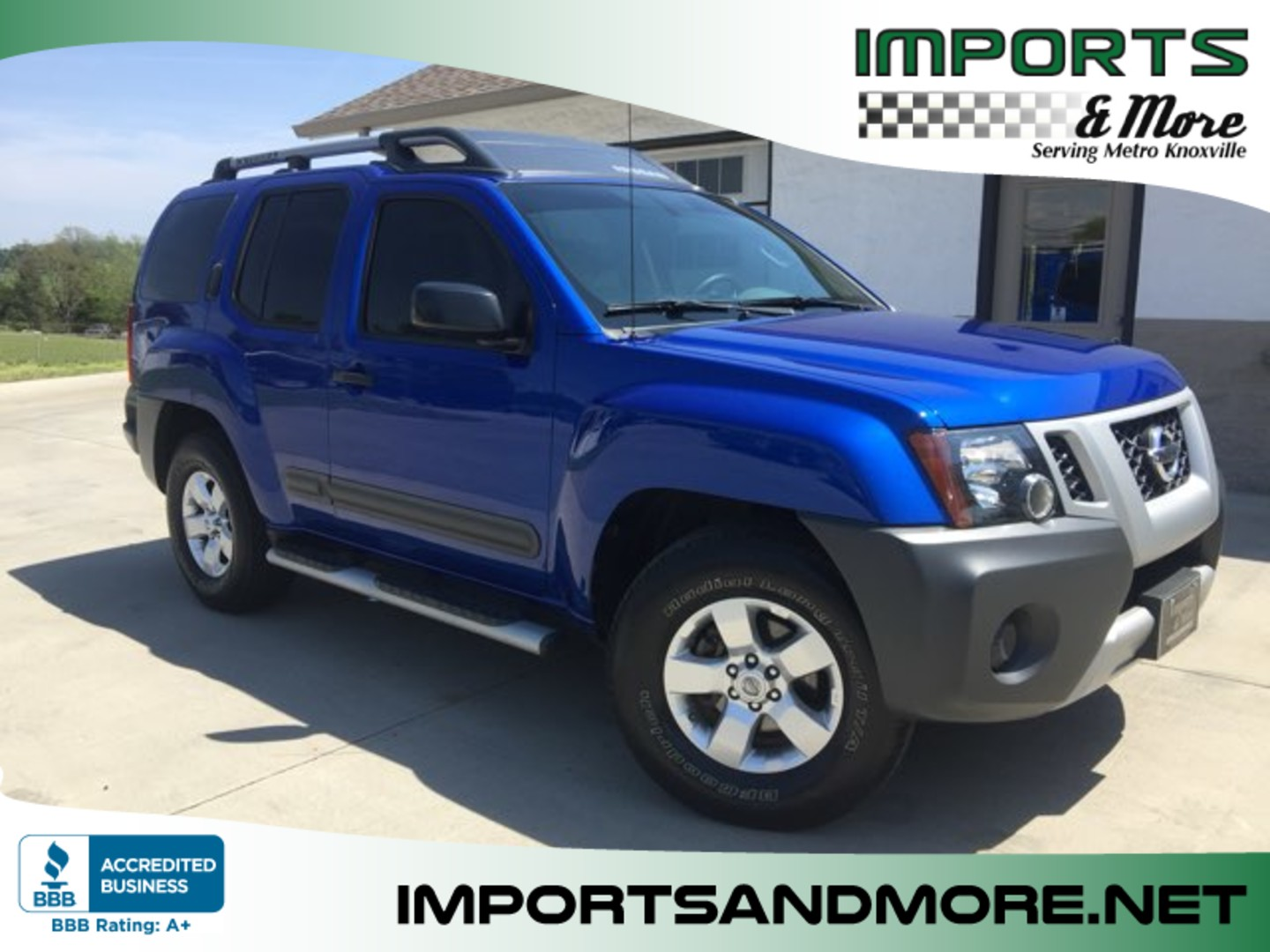 2013 nissan xterra s imports and more inc 2013 nissan xterra s imports and more inc in lenoir city tn vanachro Choice Image