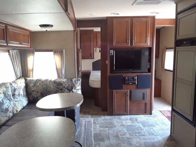 2013 Open Range Roamer Two Bedroom Bunkhouse Travel Trailer RV ...