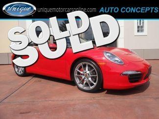 2013 Porsche 911 S Bridgeville, Pennsylvania