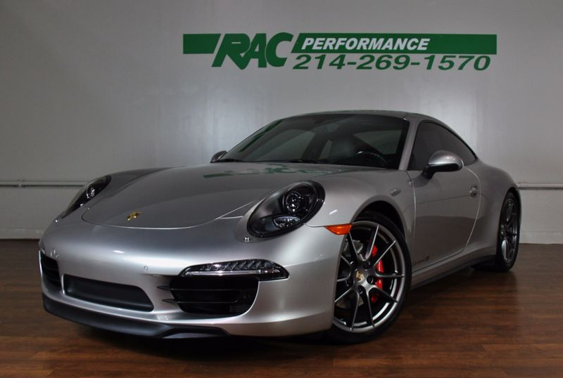 2013 Porsche 911 Carrera 4S in Carrollton, TX