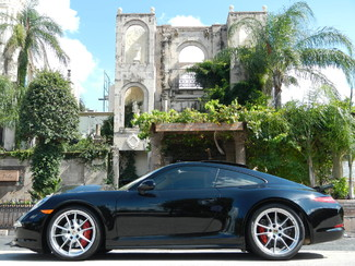 2013 Porsche 911 CARRERA 4S C4S WITH SUNROOF in  Texas