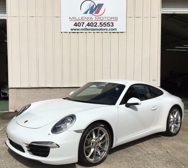2013 Porsche 911 Carrera Longwood, FL 35