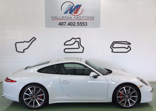 2013 Porsche 911 Carrera 4S Longwood, FL 11