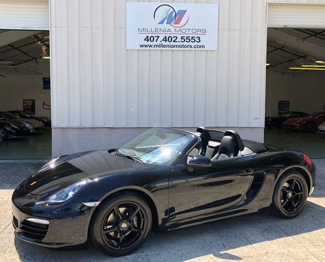 2013 Porsche Boxster Longwood, FL 44