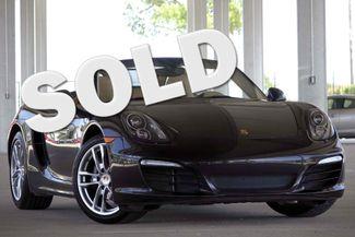 2013 Porsche Boxster 1-Owner * PDK * 19's * Mahogany * NAVI * A/C Seats Plano, Texas