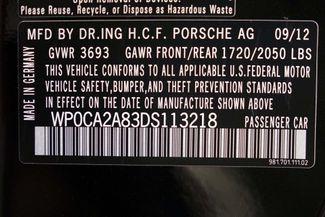 2013 Porsche Boxster 1-Owner * PDK * 19's * Mahogany * NAVI * A/C Seats Plano, Texas 45