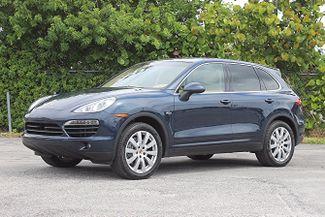 2013 Porsche Cayenne Diesel Hollywood, Florida 26