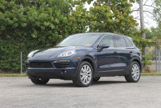 2013 Porsche Cayenne Diesel Hollywood, Florida 52
