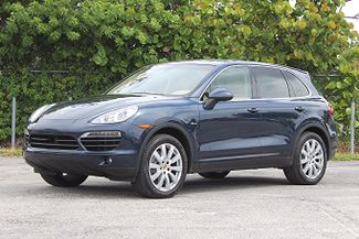2013 Porsche Cayenne Diesel Hollywood, Florida 35