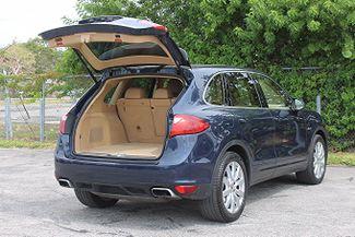 2013 Porsche Cayenne Diesel Hollywood, Florida 36