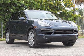 2013 Porsche Cayenne Diesel Hollywood, Florida 12