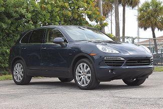 2013 Porsche Cayenne Diesel Hollywood, Florida 45