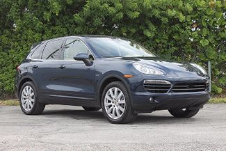 2013 Porsche Cayenne Diesel Hollywood, Florida 39