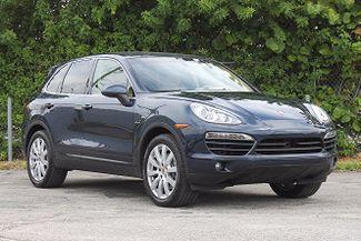 2013 Porsche Cayenne Diesel Hollywood, Florida 1