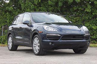 2013 Porsche Cayenne Diesel Hollywood, Florida 34