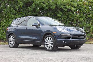 2013 Porsche Cayenne Diesel Hollywood, Florida 25
