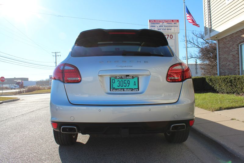 2013 Porsche Cayenne Diesel  Lake Bluff IL  Executive Motor Carz  in Lake Bluff, IL