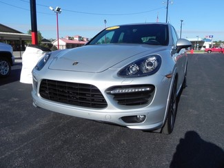 2013 Porsche Cayenne GTS Valparaiso, Indiana 5