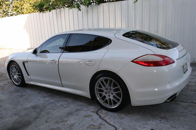 2013 Porsche Panamera Houston, Texas 4