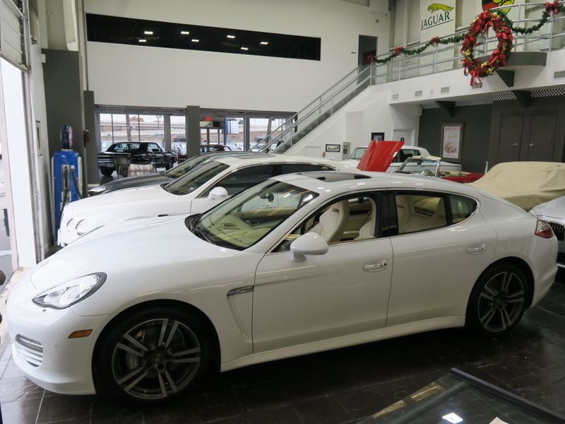2013 Porsche Panamera S in Houston Texas