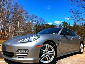 2013 Porsche Panamera 4 Platinum Edition AWD Leesburg, Virginia