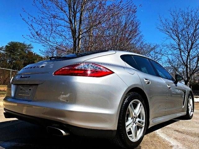 2013 Porsche Panamera 4 Platinum Edition AWD Leesburg, Virginia 2