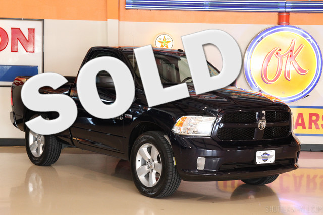 2013 Ram 1500 Express This Carfax 1-Owner 2013 Ram 1500 Express is in great shape with only 25 839