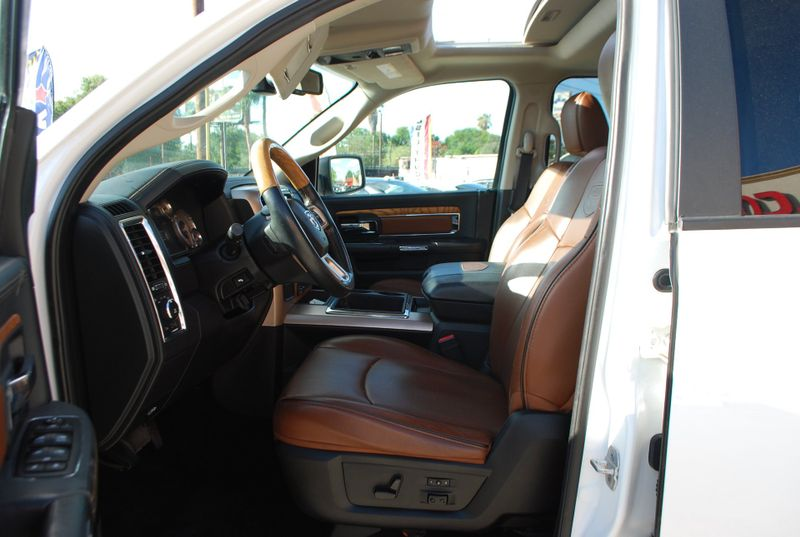 2013 Ram 1500 Laramie Longhorn Edition  Brownsville TX  English Motors  in Brownsville, TX