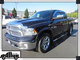 2013 Ram 1500 CREW CAB Laramie 4WD 5.7 V8 *LEATHER* Burlington, WA