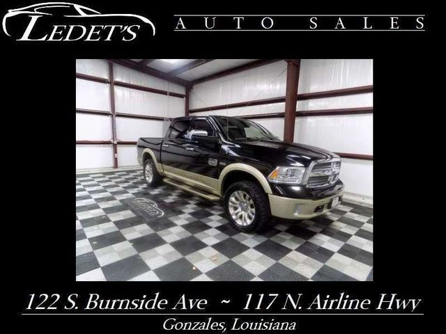 2013 Ram 1500 Laramie Longhorn Edition 4WD - Ledet's Auto Sales Gonzales_state_zip in Gonzales Louisiana