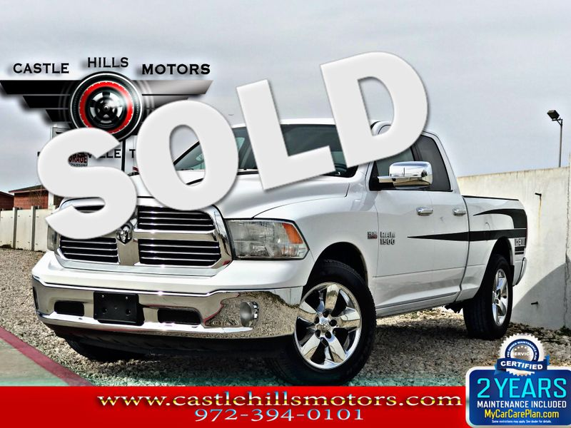 2013 Ram 1500 Big Horn | Lewisville, Texas | Castle Hills Motors in Lewisville Texas